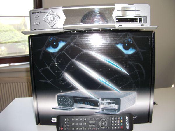 HD TV Receiver Marke Edision