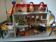 Verkaufe Playmobilhaus dreistöckig