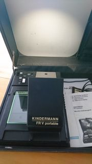 kindermann portable microfish FR V