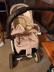 Kinderwagen und Buggy - Hartan Racer