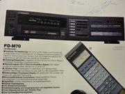 CD Wechsler Pioneer PD-M70