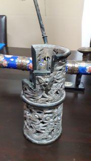 Alte Opiumpfeife aus Stein