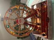 Weihnachtsdeko Riesenrad
