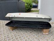 KAMEI Dachbox Space-Box abschließbar extra