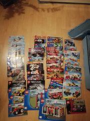 Legokiste 5 kg bunt gemischt