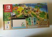 Nintendo Switch Animal Crossing Version