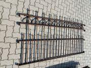 Metallzaun Schmiedeeisen Eisenzaun Zaun Antik