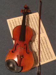Professioneller Geigenunterricht in Bamberg auch