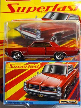 Matchbox Superfast 1964 Pontiac Grand: Kleinanzeigen aus Rödental - Rubrik Modellautos