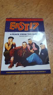 East 17 Buch Peace from
