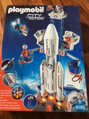 Playmobil City Action 6195 Weltraumrakete
