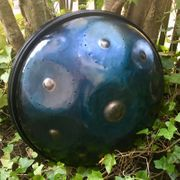 Caisa Cosma Handpan Steeldrum d-minor