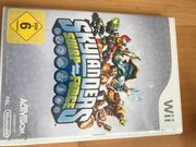 Wii Skylander Swap Force und