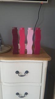 4 stück Vasen für einen