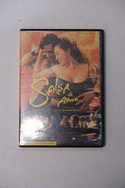 DVD Salsa Amor
