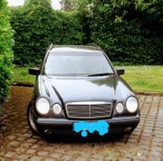 Mercedes Benz W210 T-Modell mit