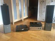 Komplett-Stereoanlage