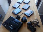 SEGA Mega Drive 16-BIT incl