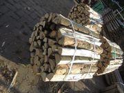 Brennholz Fichte trocken 0 8