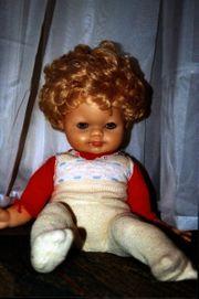 Schildkröt Puppe 60er-70er Jahre Schlenkerle