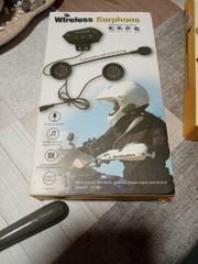 2 x Motorrad Roller Headset