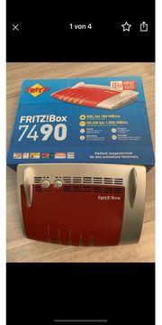 Fritzbox Router 7499