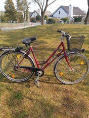 Fahrrad für Frauen