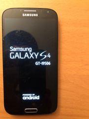 Samsung S4 GT-I9506 Black mit