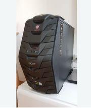 Acer Predator G3-710 i7-6700 3