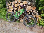 Cove shocker downhill FR Bike