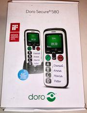 Doro Secure 580 Seniorenhandy
