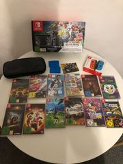 Nintendo Switch Smash Edition Zelda