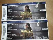 2 Namika Tickets Stehplatz Freitag