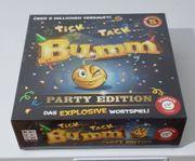 Tick Tack Bumm Partyedition Brettspiel