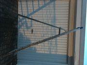 Alu leiter 8 Stufen
