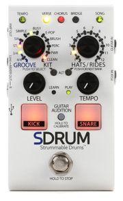 SDrum Drumpedal Drumcomputer