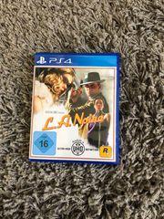 PS4 Spiel L A Noire