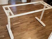 IKEA BEKANT weiß 140x60 cm
