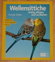 Buch Wellensittiche - richtig pflegen und