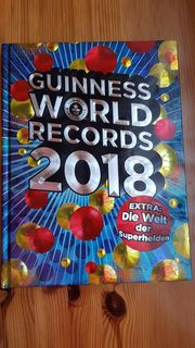Buch Guinness World Records 2018