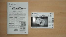 DIGITALKAMERA FINEPIX 2600 ZOOM SEHR: Kleinanzeigen aus Malsch - Rubrik Digitalkameras, Webcams