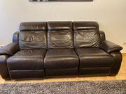 Lederland 3 Sitzer Leder Couch