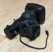 Canon HJ22ex7 6B IRSE Broadcast