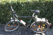 Mountain-Bike Straßenversion