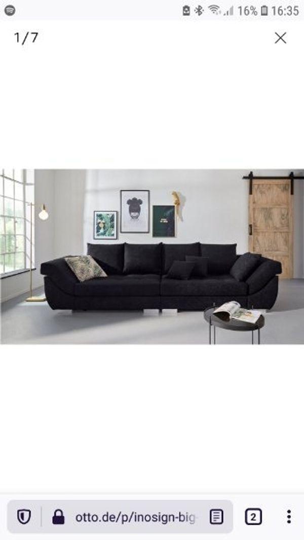 Big Sofa zu verkaufen