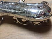Selmer Saxophon Silverplated Super Balanced