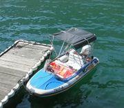 Schlauchboot Wiking Draco 380 mit