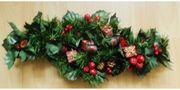 weihnachtliche Tischdekoration ca 40 cm