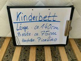 Baby - und Kinderbett Pinolino: Kleinanzeigen aus Sandhausen - Rubrik Wiegen, Babybetten, Reisebetten