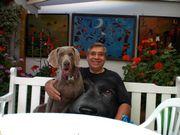 Hundeferien mit Familienanschluß